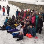Schneeklasse 2019 – Tag 2
